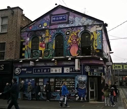 Five Star Internet Cafe (Talbot Street)